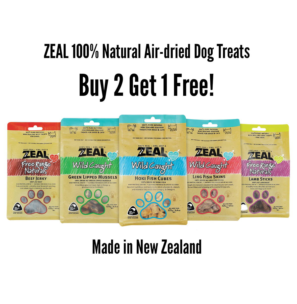 pawpy kisses black friday zeal promotion