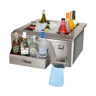 Alfresco Bartender & Sink System