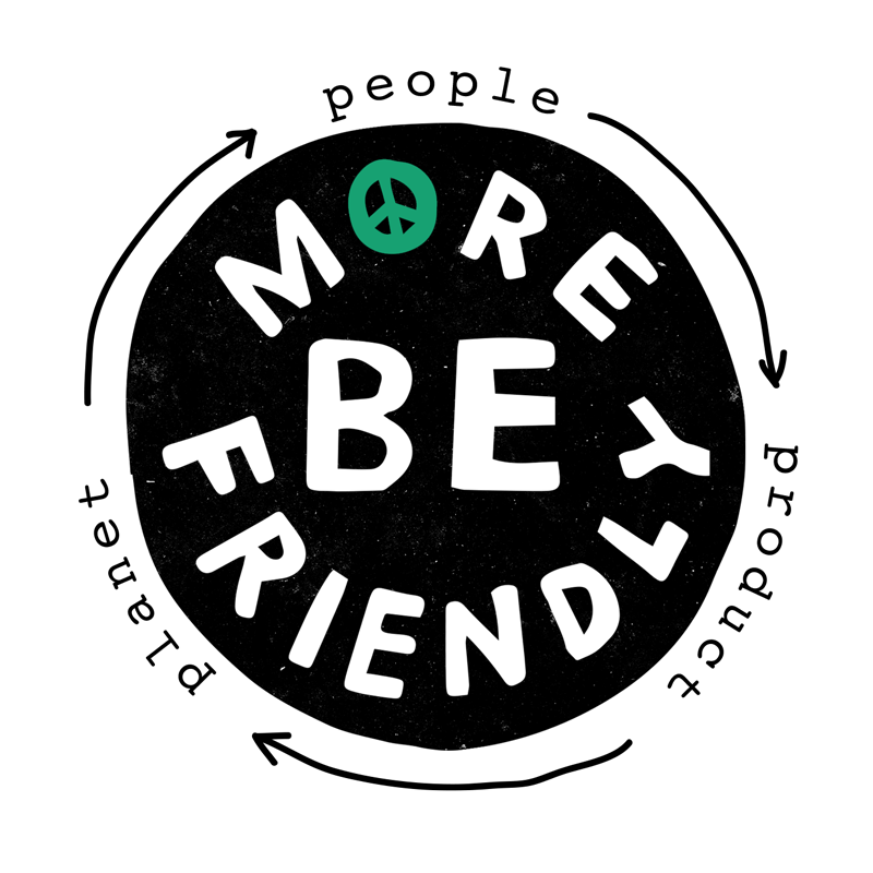 Be More Friendly - People Product Planet
