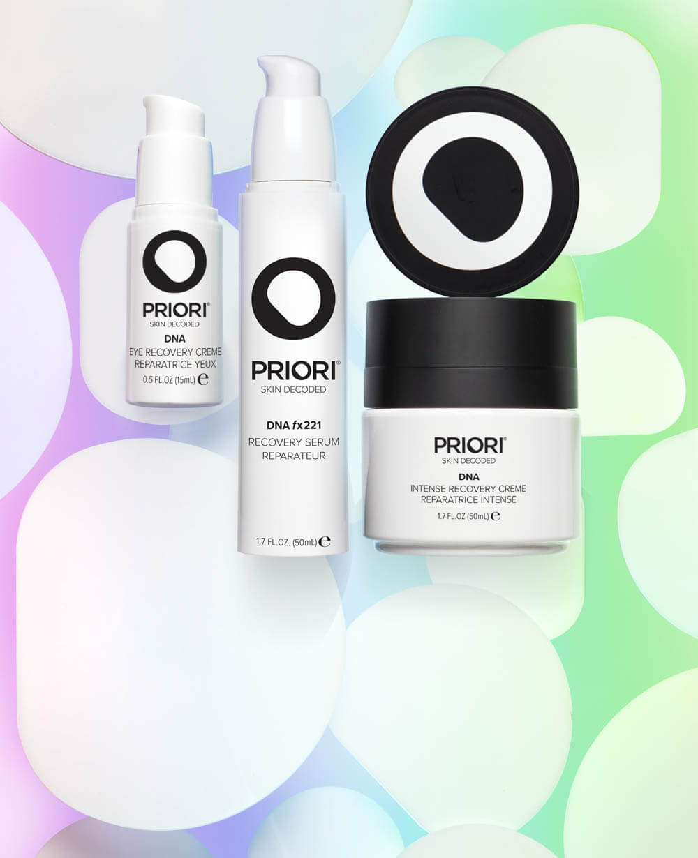 Priori GPF Skin System  - total protection and recovery at the cellular level