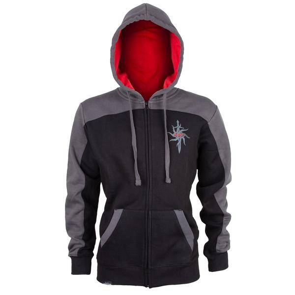 Product image of the Dragon Age Inquisitor First Thaw Zip-Up Hoodie