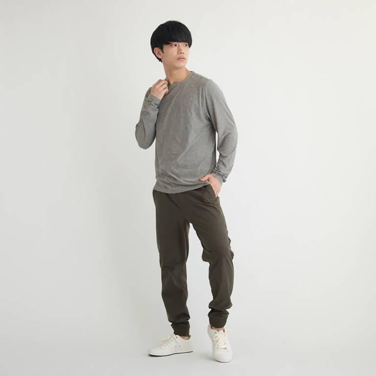 vuori(ヴオリ)/メタ ジョガー/カーキ/MENS