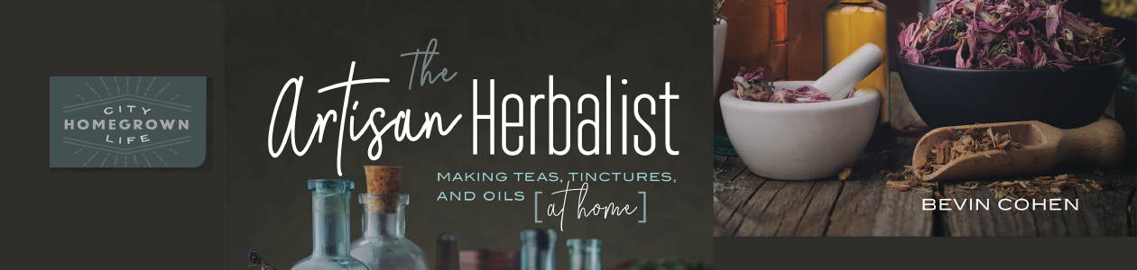 The Artisan Herbalist book cover