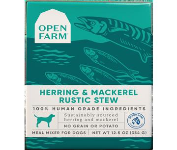 Herring & Mackerel Stew