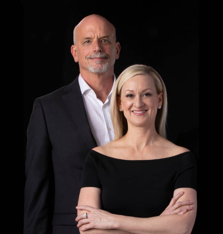 Ron & Natalie support the Hello Gorgeous! foundation, which restores the beauty which cancer steals.