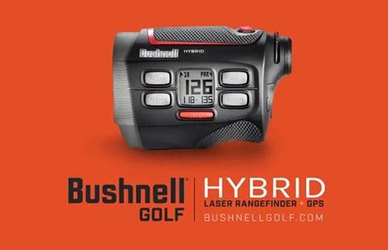 Hybrid Laser Rangefinder + GPS
