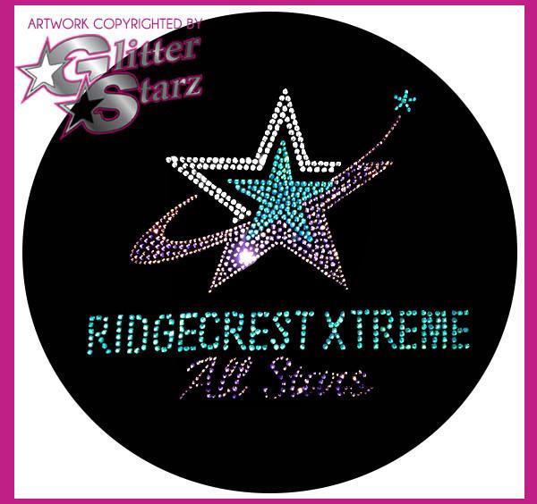 ridgecrest bling webstore fundraiser glitterstarz