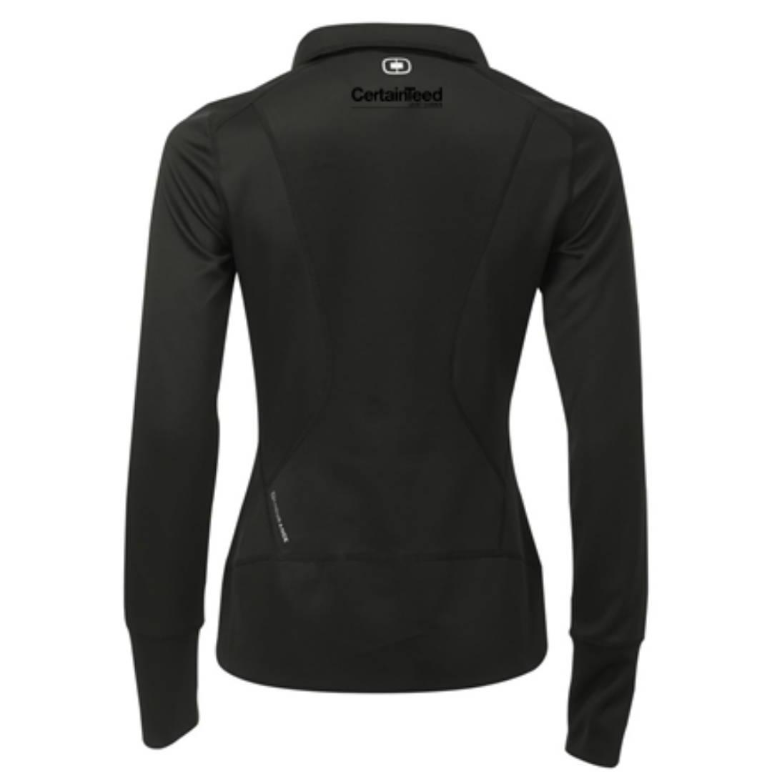 Custom Embroidered Jacket Example 2