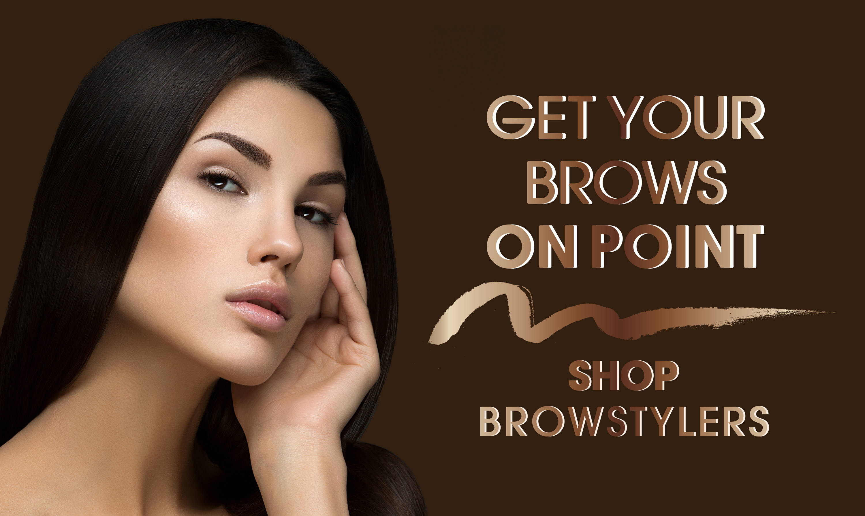 Nanacoco Professional eyebrow products