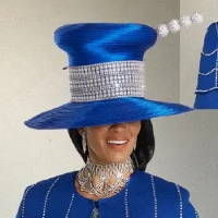 Elegance Fashions | Designer Women Church Hats Clearance Sale