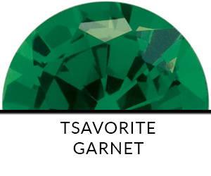 Tsavorite Garnet
