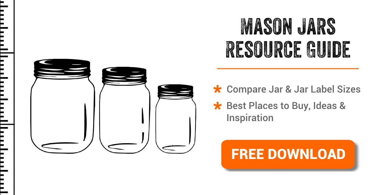 Download Free Mason Jars Resource Guide