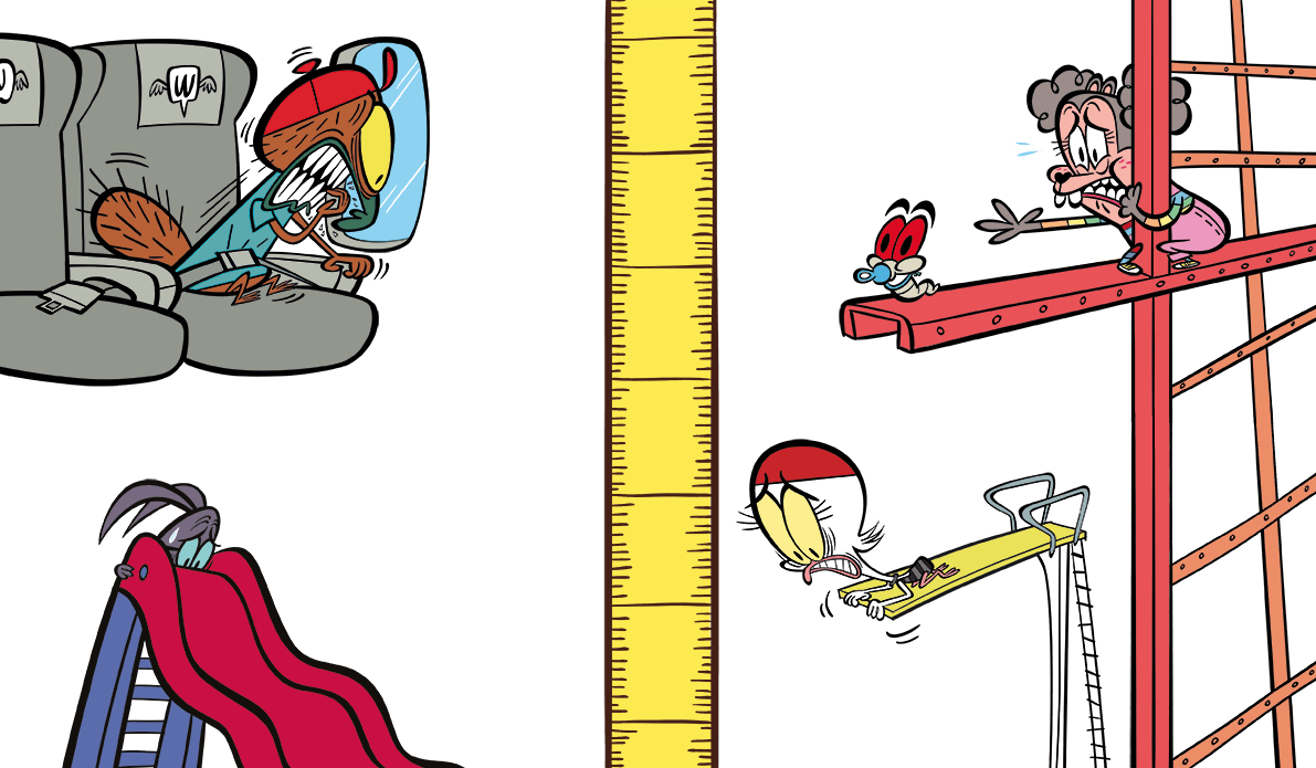 illustrated measuring tape