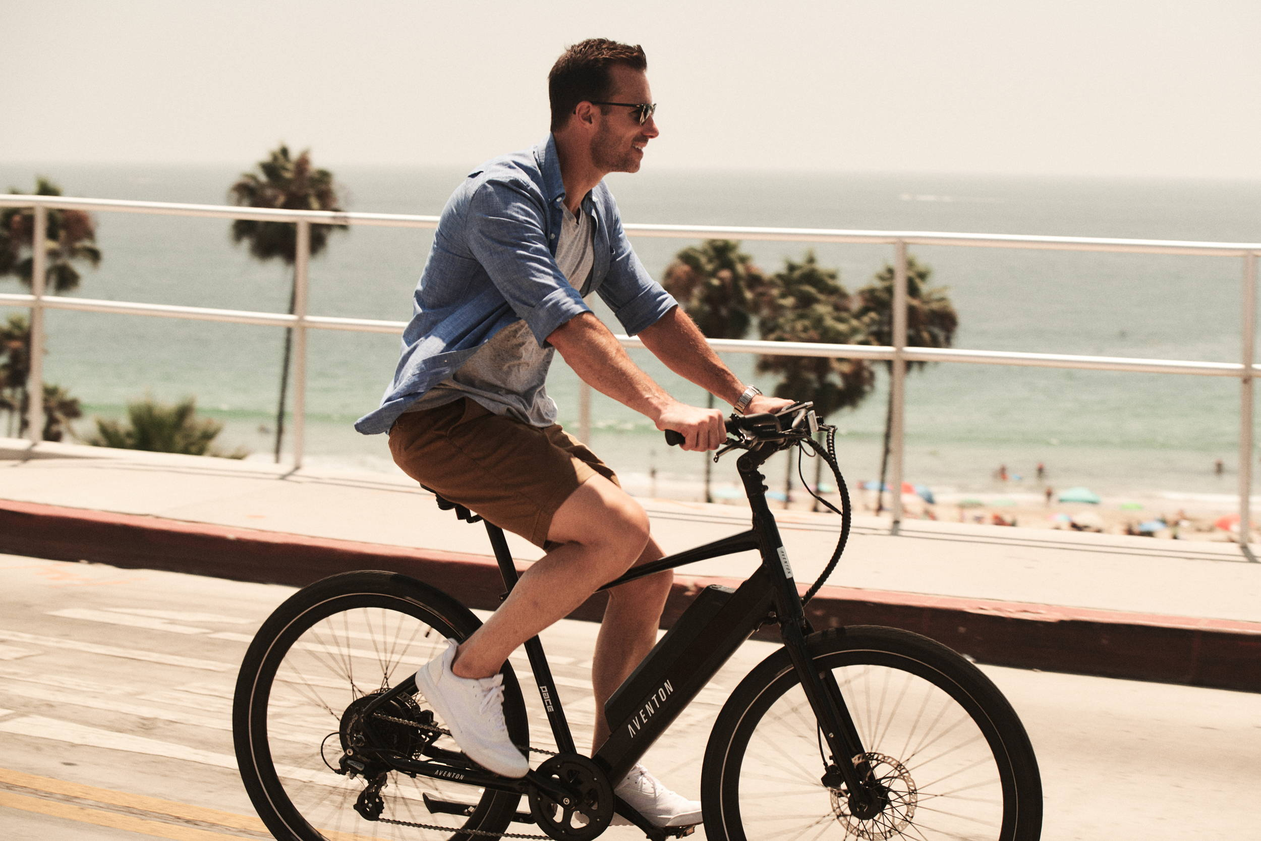 Aventon ebikes can be used by adrenaline junkie or commuters.
