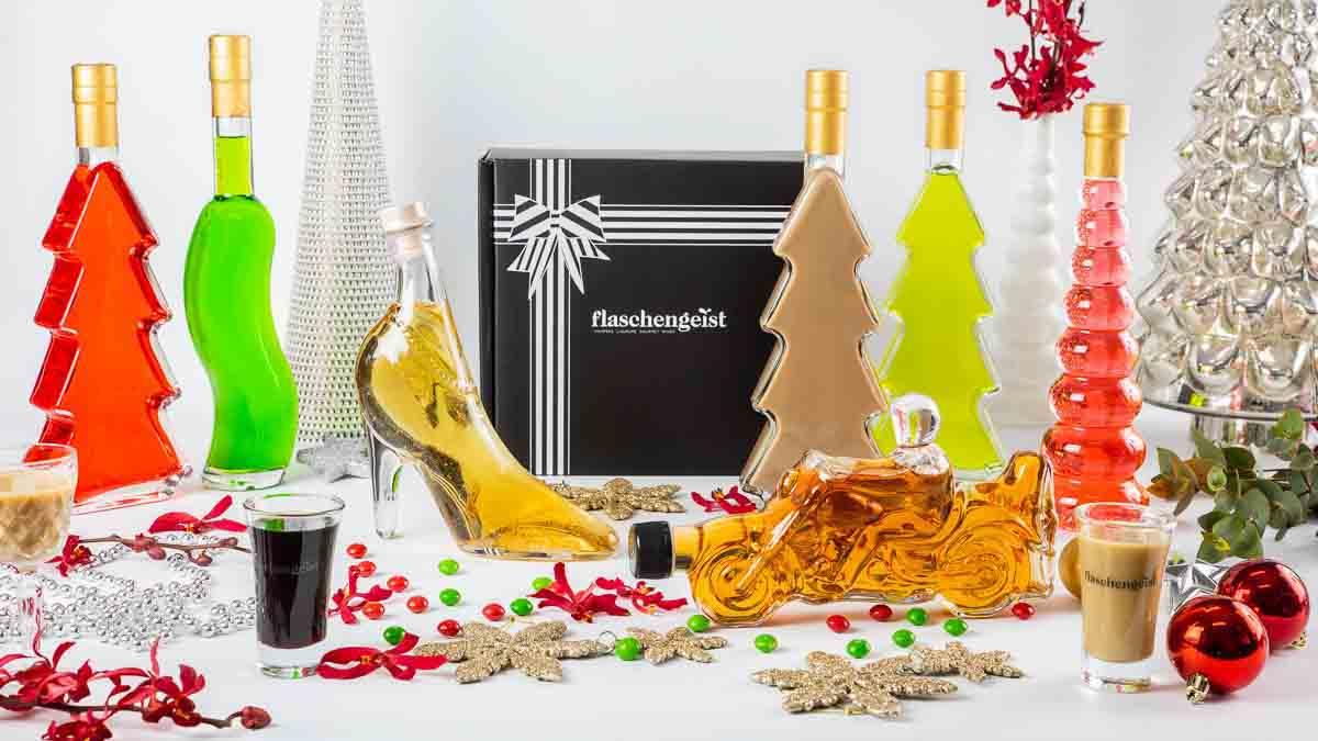Unique Christmas Gifts - Flaschengeist