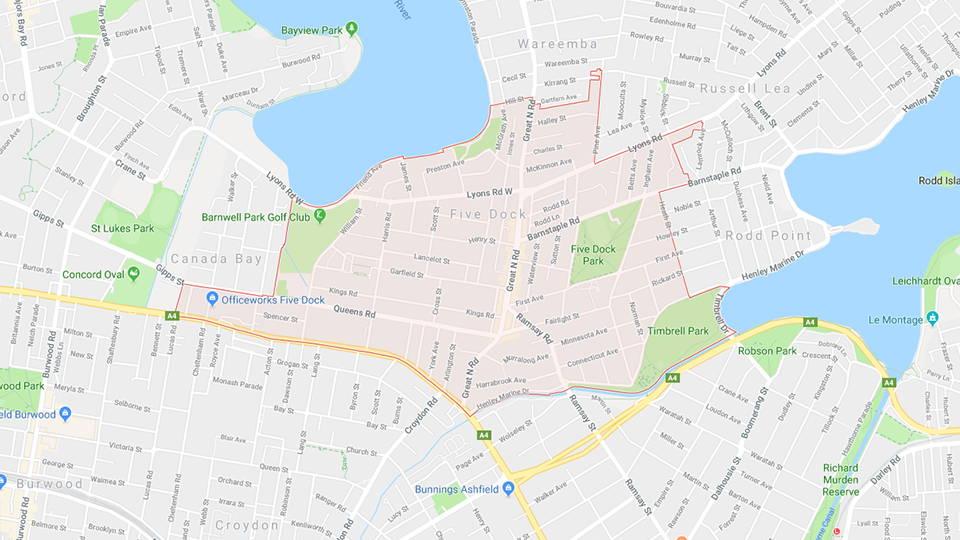 Clotheslines Five Dock 2046 NSW