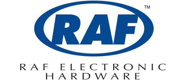 RAF Electronic Hardware logo