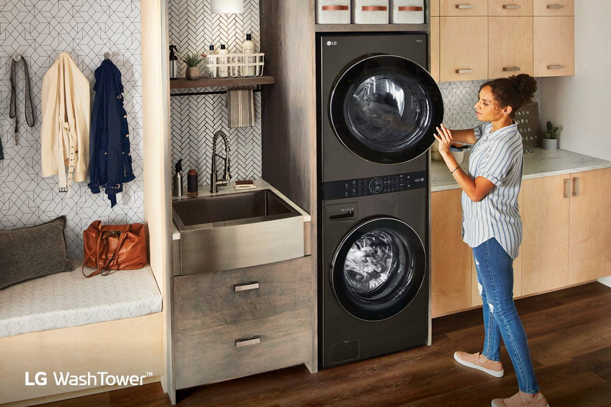 LG WashTower all-in-one laundry centre
