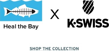 Heal the Bay - K-Swiss Collaboration