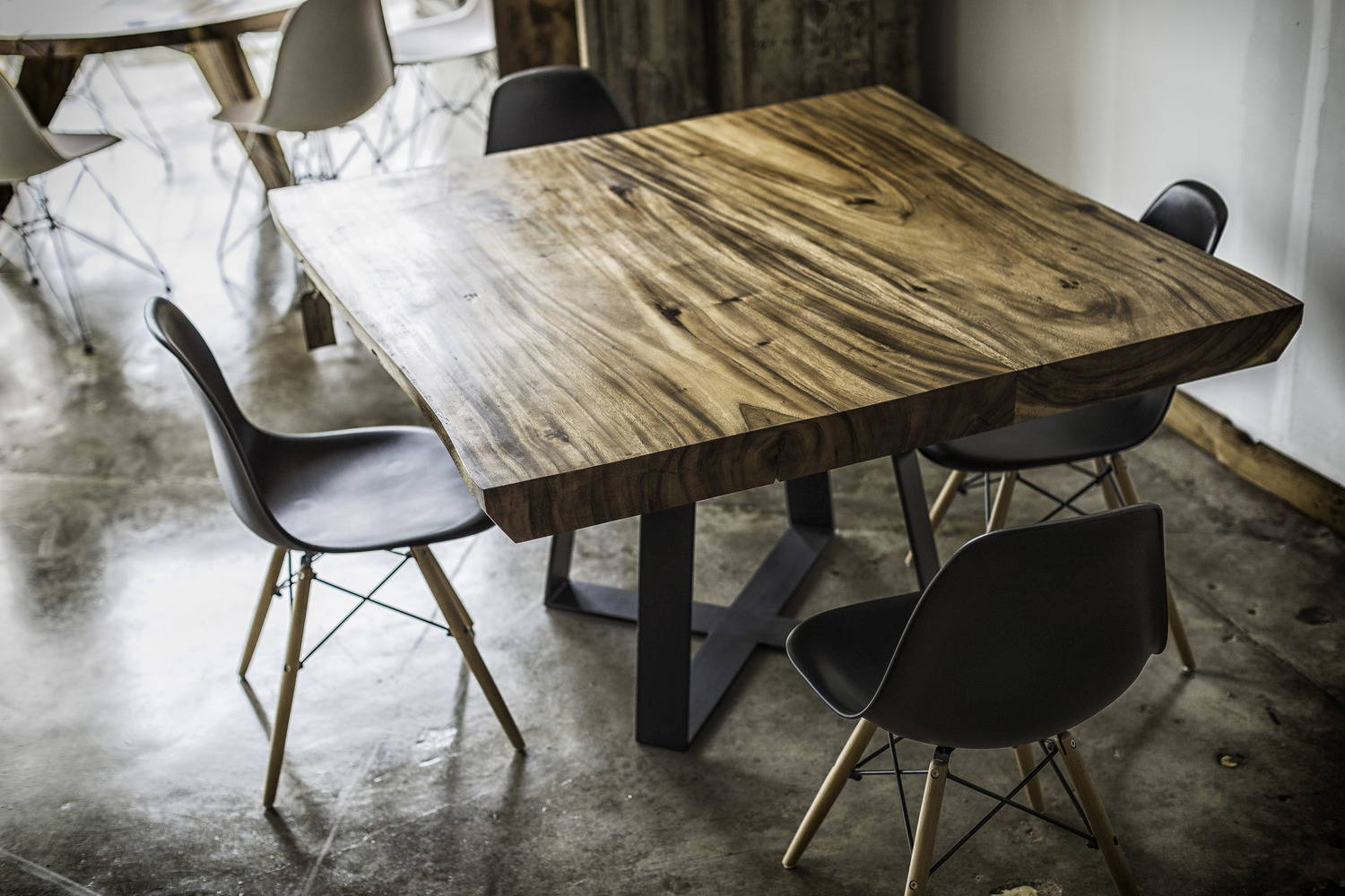Our Live Edge Tables Are Naturally Perfect, We Choose The Best Grain Color  Combinations, Textures And Edge Balance. Our Wood Slabs Have Been  Progresivly ...