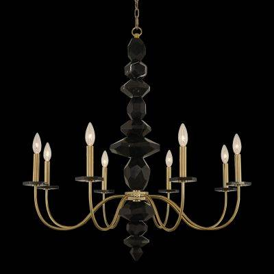 Allegri Lighting Crystal Pendants, Chandeliers, Wall Sconces, & Ceiling Lights -  PIEDRA COLLECTION