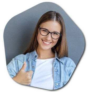Teen Girls Glasses for Ages 12-16
