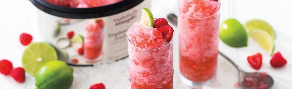 rockin' raspberry frozen drink mix