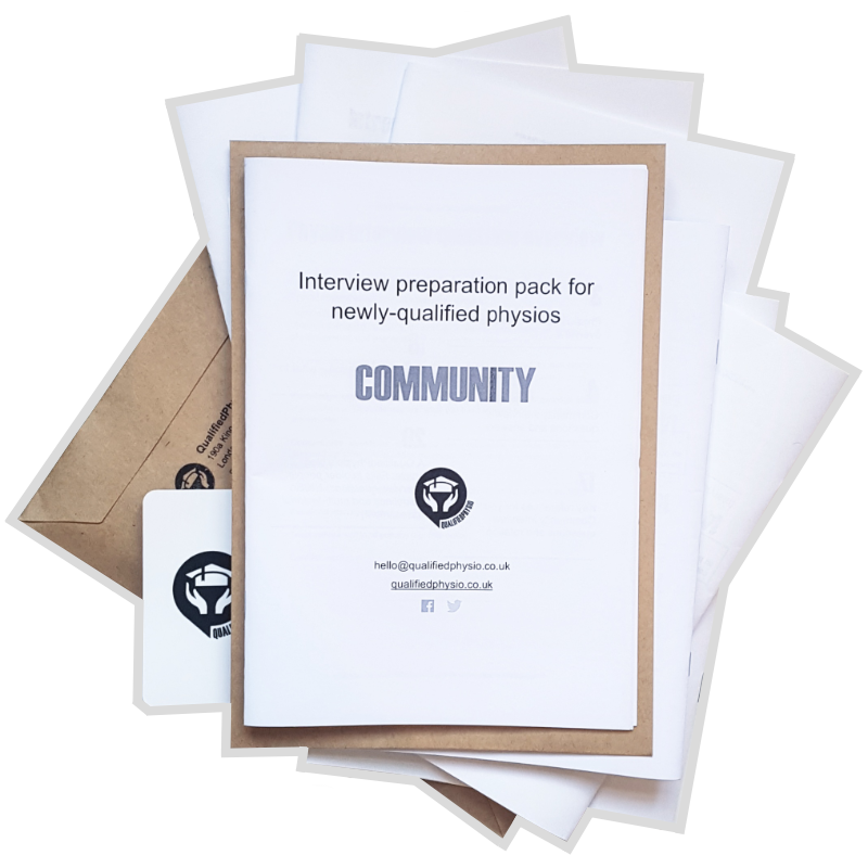 QualifiedPhysio Community Interview Preparation Pack
