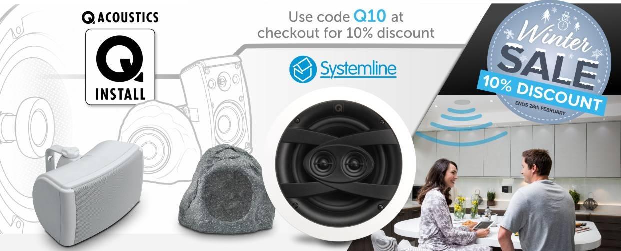 Q Install 10% Discount at Audio Volt