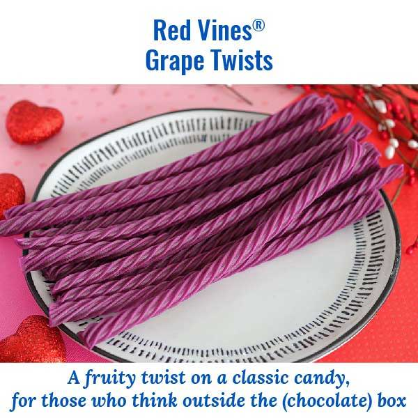 Red Vines Grape Twists