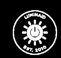 LuminAID logo Established in 2010