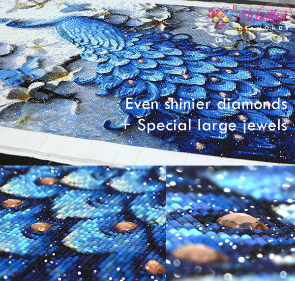 best quality extra large 5d diamond painting kits