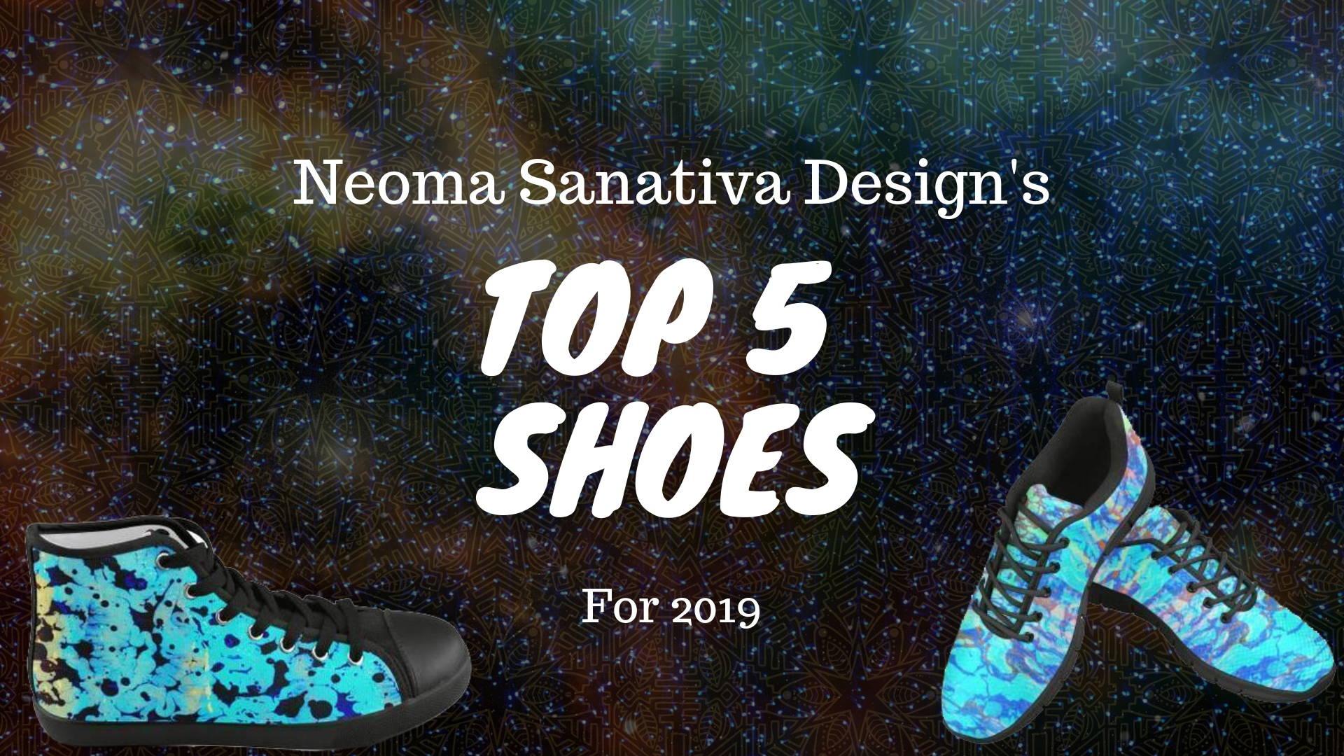 Top 5 Men's Shoes