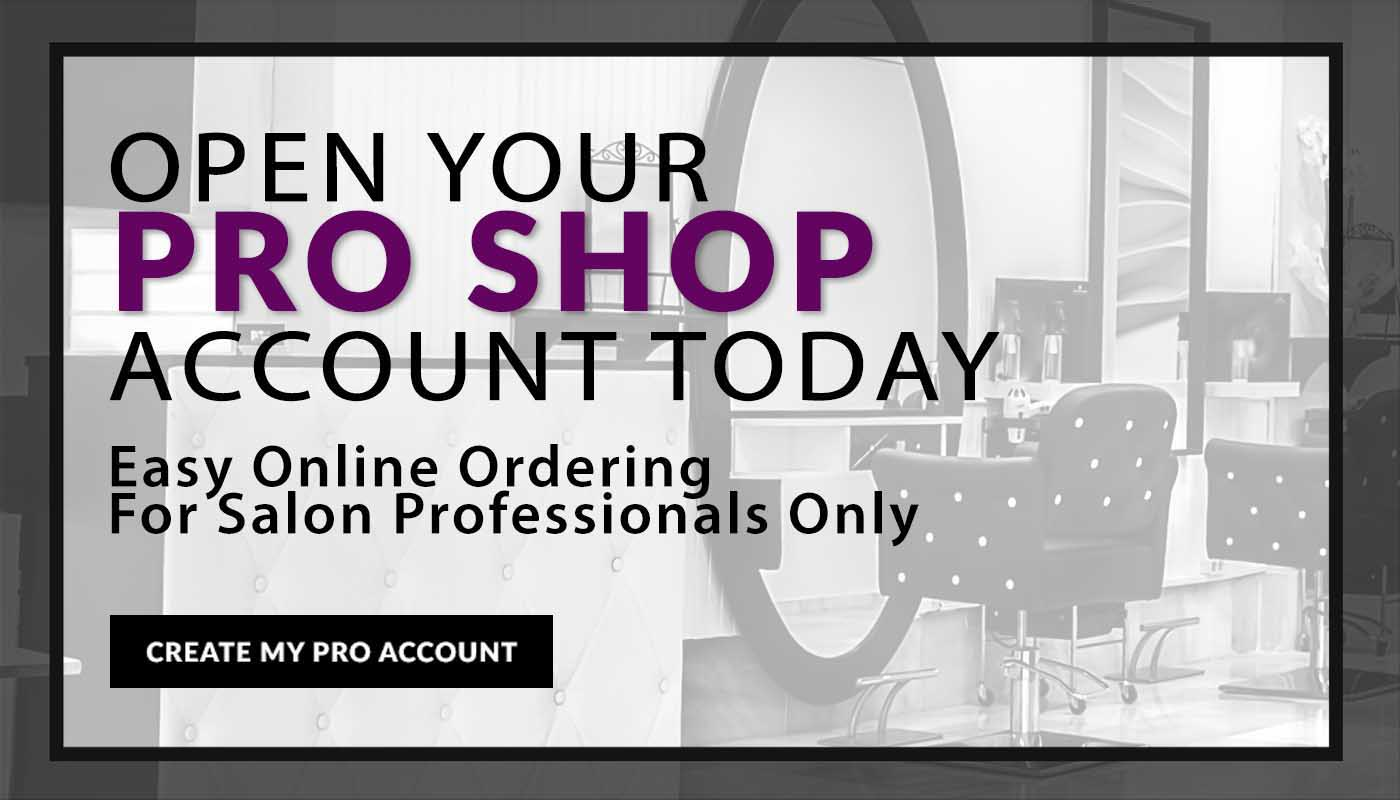 Open your pro shop account today