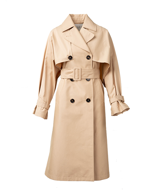 Tan Trench Coat  | Holiday Gift Guide | J.ING