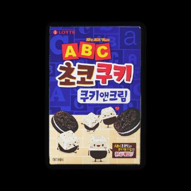 ABC Chocolate Cookie & Cream