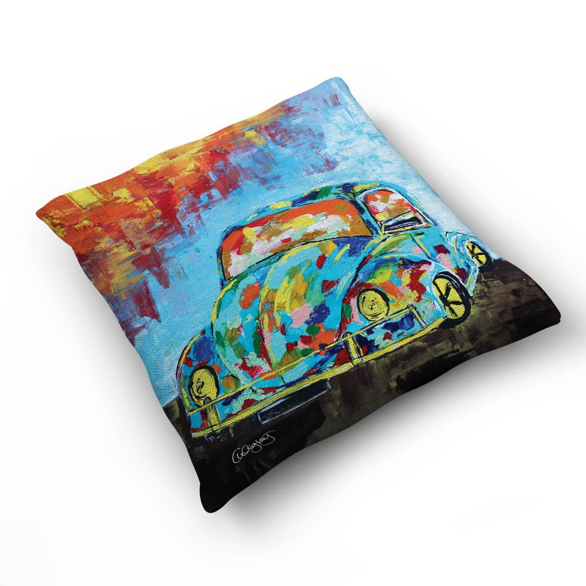 Cushion By Cheryl Wigley