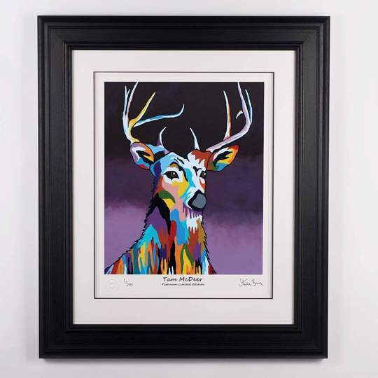 Steven Brown Animal Art