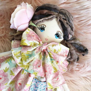 Blooms and Butterflies Doll Studio - Love Australian Handmade