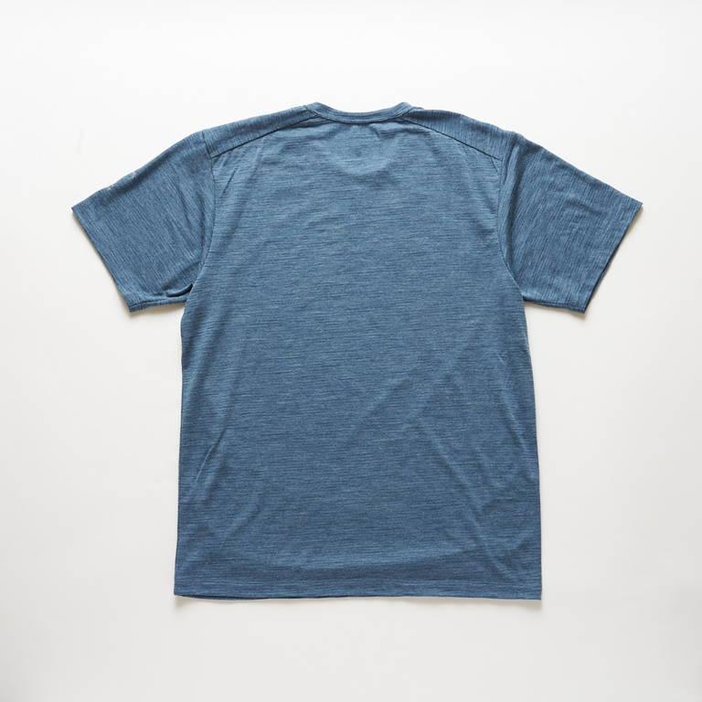 STATIC(スタティック)/オールエレベーションシャツ SS/ライトブルー/MENS