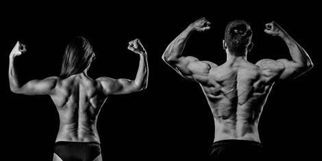 Beliebtes Ziel für den Muskelaufbau bei Frauen: der Po