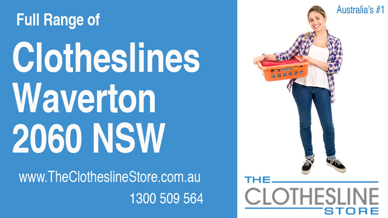 Clotheslines Waverton 2060 NSW