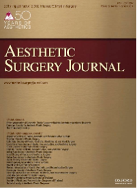 Aesthetic Surgery Journal Cover