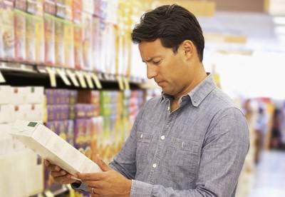 Zuckerfallen beim Einkauf
