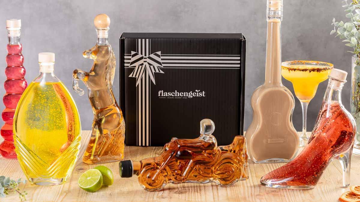 Unique Birthday Gifts - Flaschengeist