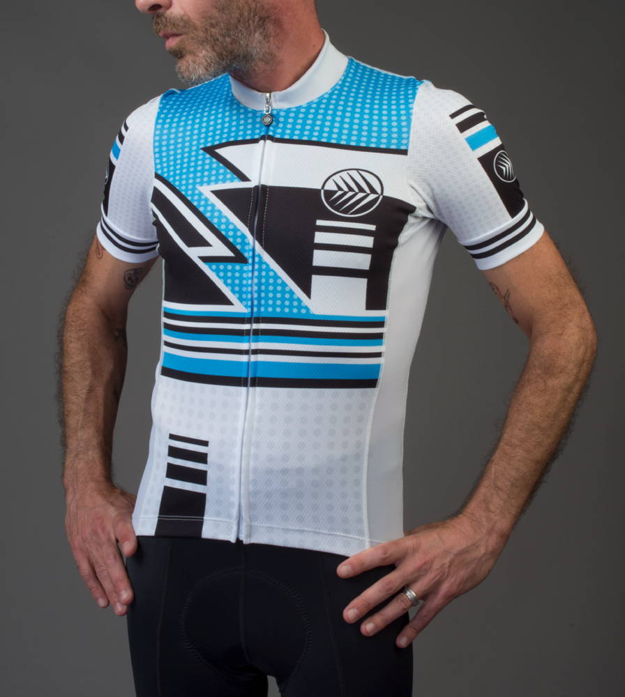 Metric Cycling Jersey Model