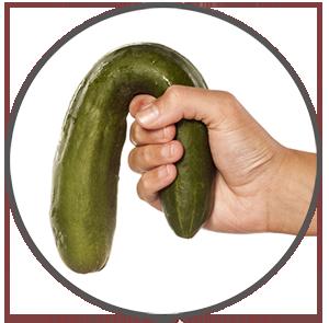 Flaccid cucumber