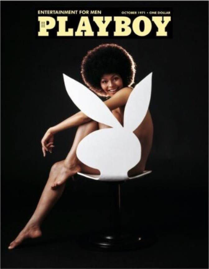Darine Stern Vintage Playboy Cover