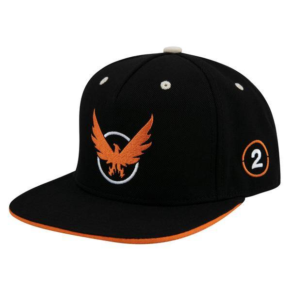 Product image of the The Division 2 Agent On Duty Snap Back Hat