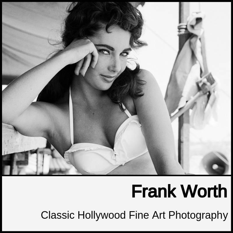 frank worth hollywood photography
